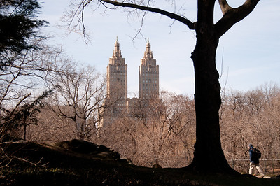 ANOTHER WALK IN CENTRAL PARK... 10 MAR 2012