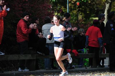 NYC Marathon - November 2, 2008