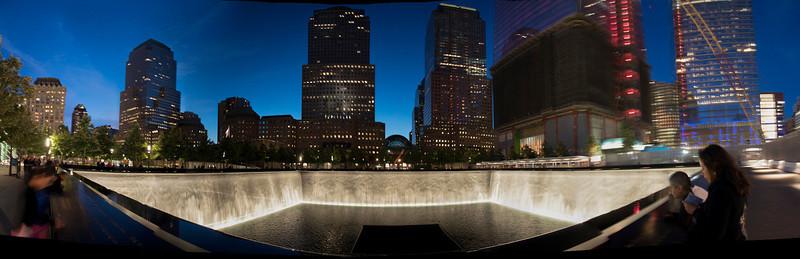 9/11 MEMORIAL - 16 SEP 2012