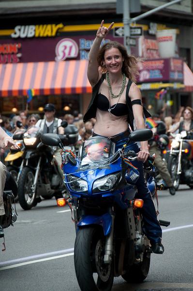 GAY PRIDE PARADE 2009 - June 28