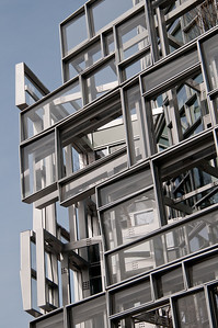 Jean Nouvel's 100 11th Condominiums.