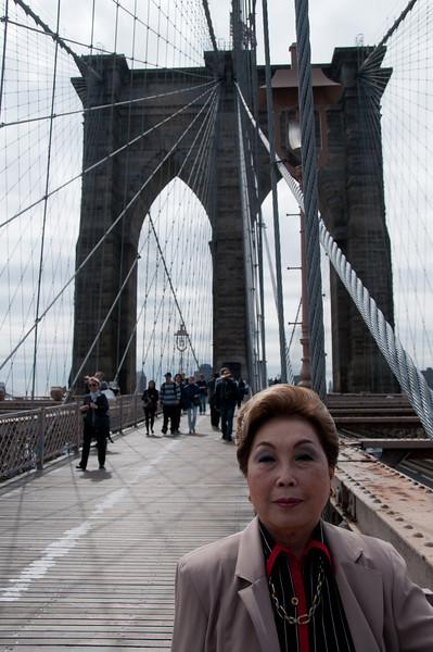 BROOKLYN BRIDGE & DUMBO - 30 APR 2011