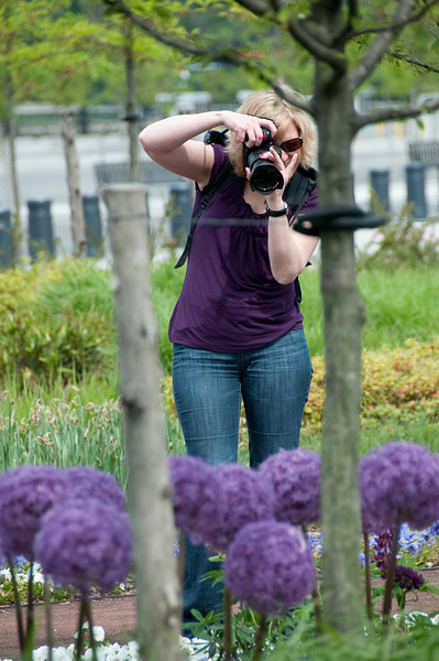 PHOTOSHOOT IN FLUSHING MEADOWS QUEENS - May 22, 2010