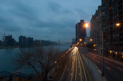 View from 81st street
