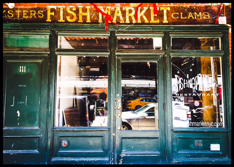 Fish Market<br /> South Street Seaport