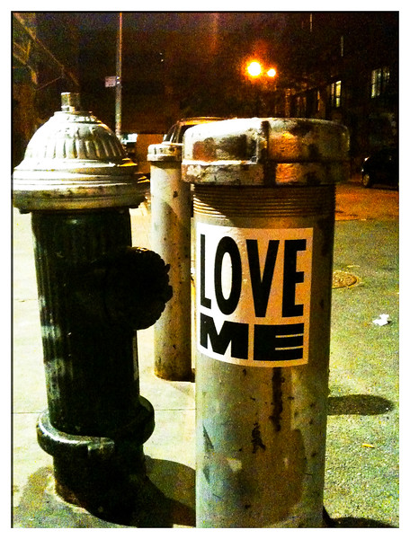 LOVE Me on Vandam Street<br /> Soho