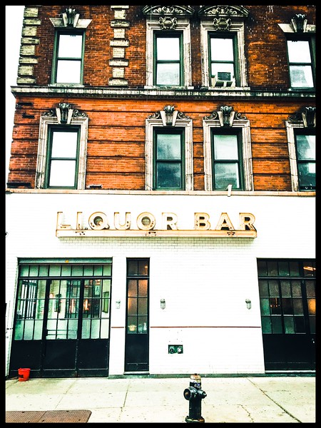 Liquor Bar<br /> Lower East Side