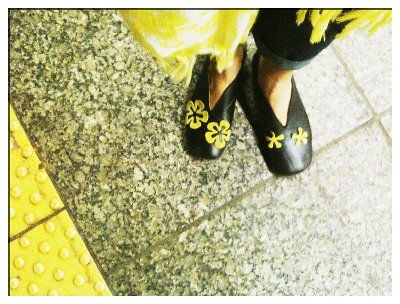 Happy Feet<br /> 1 Train Platform