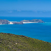 Scenic view of coastline, Te Hapua, Kaitaia, Far North District, North Island, New Zealand