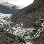 This is Fox Glacier in New Zealand. (© Erica Jacques 2016)