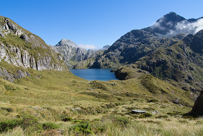 Lake Harris, from Routeburn Track