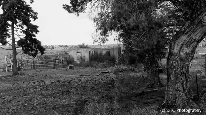 Abandoned (on the outskirts)