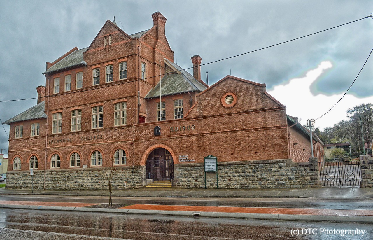 Old Technical College, Goulburn