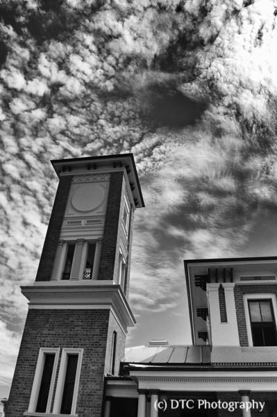The town tower with no clock, Carcoar