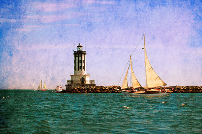 Sailing Los Angeles Harbor