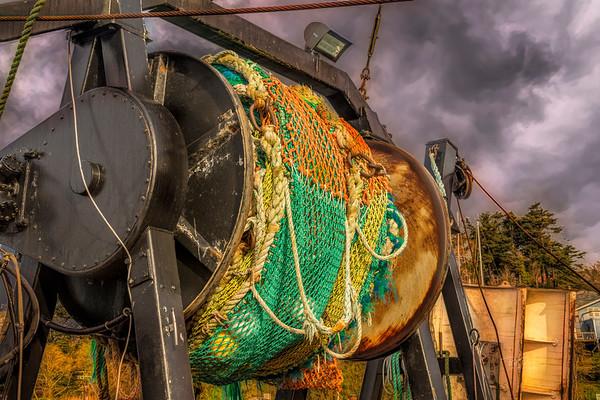 Ship Art Nets