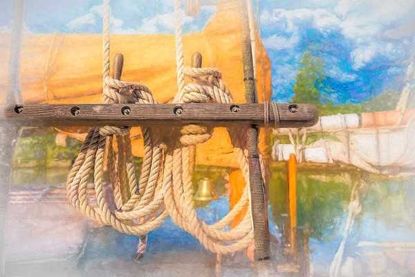 Ship Art looped
