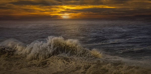 Simple Sunset Serenade