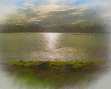 Lake Morning Dreams