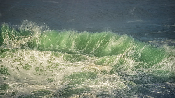 Sun Stroked Wave