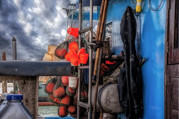 Ship Art work