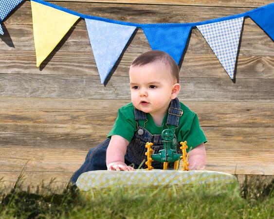 Ethan 8 months