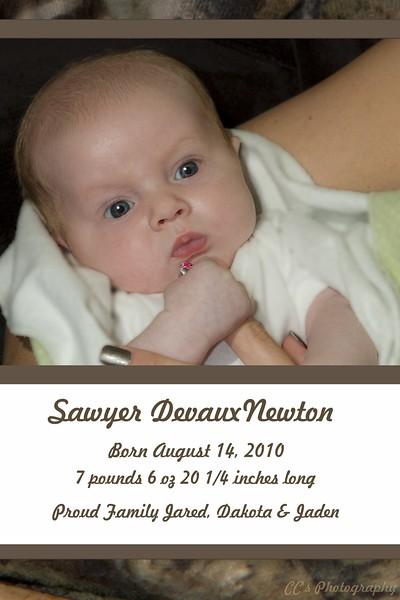 Little Sawyer