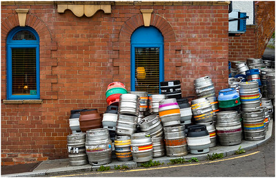 DAY AFTER THE BANK HOLIDAY! EMPTIES @ THE TYNE.COM