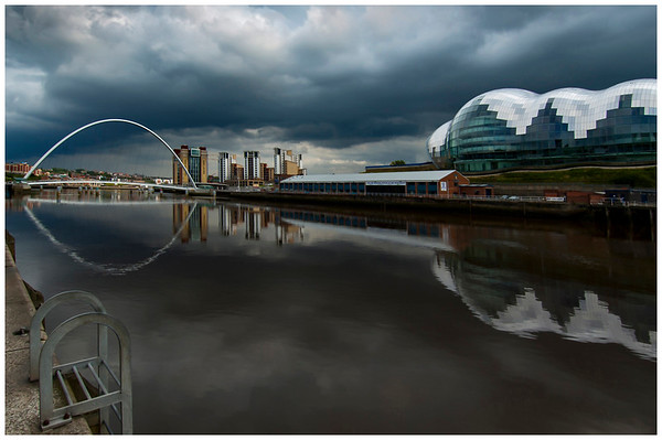 NEWCASTLE, GATESHEAD & THE TYNE - DIGITAL