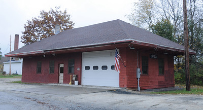 ENFIELD - EMS STATION