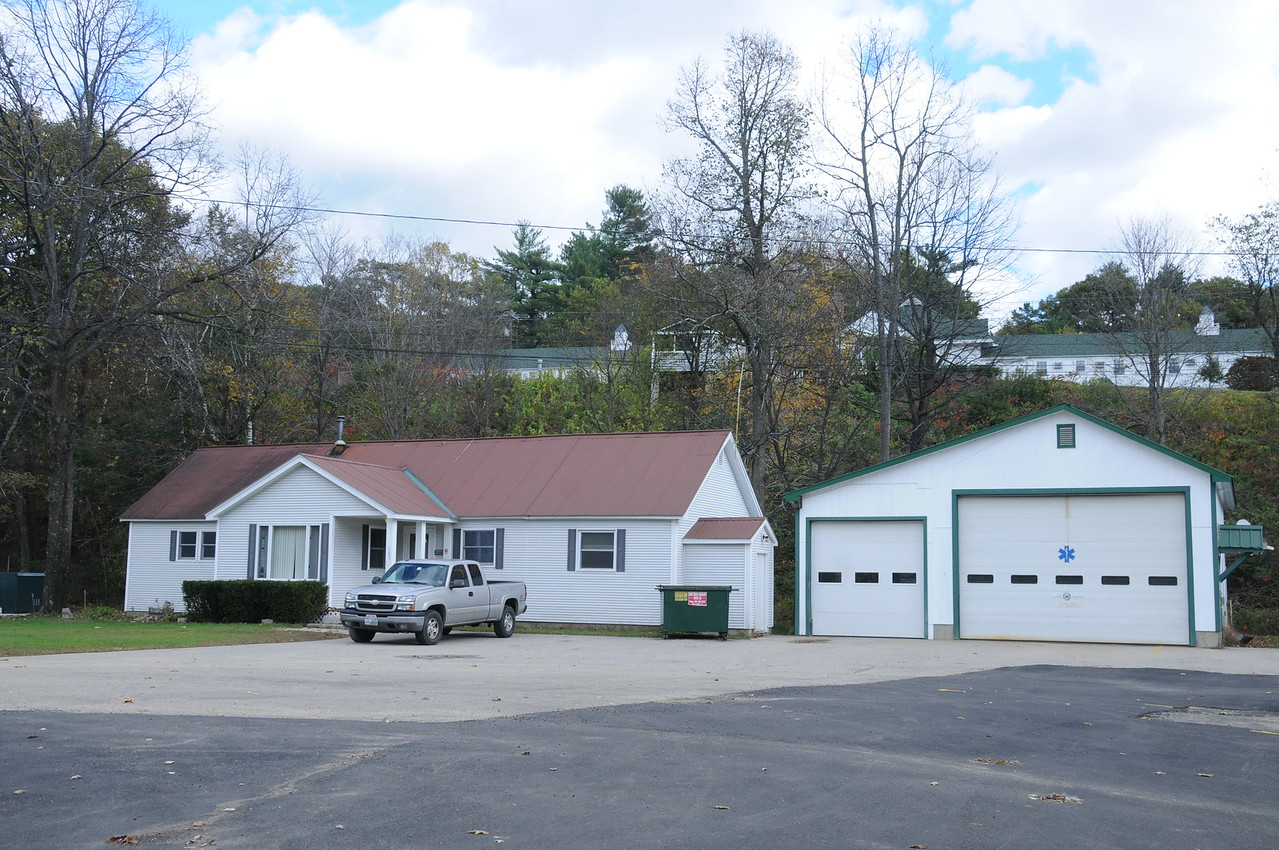 NORTH CONWAY EMS - HEADQUARTERS