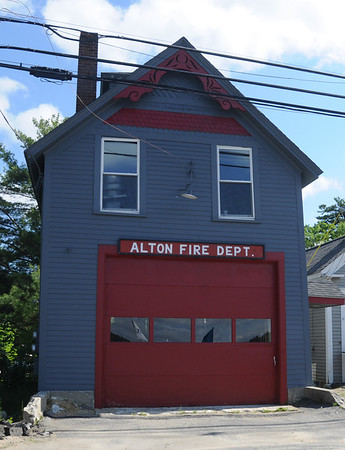 NEW HAMPSHIRE FIRE STATIONS