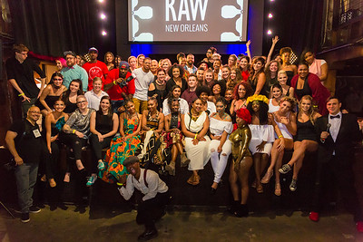 RAW: New Orleans presents VERSE