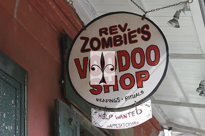 NEW ORLEANS VOODOO AND TAROT