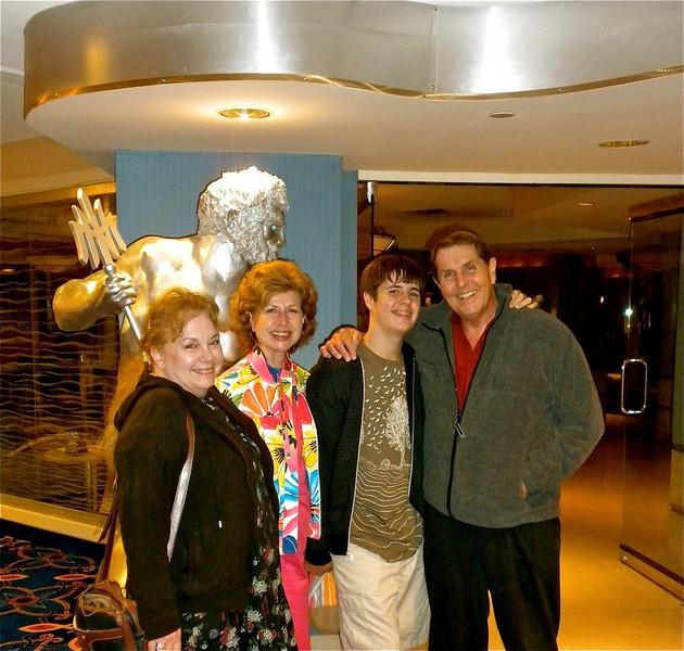 Fathoms Restuarant, Mariott Hotel, Newport, RI