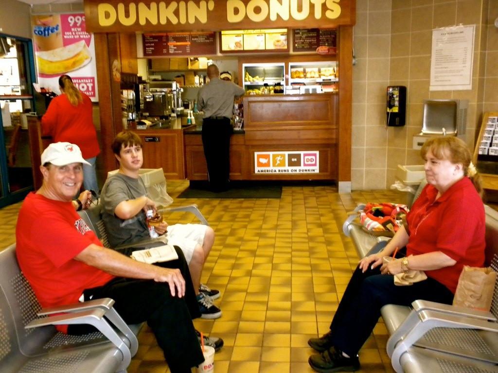 Dunking Donuts Restuarant, Newport, RI