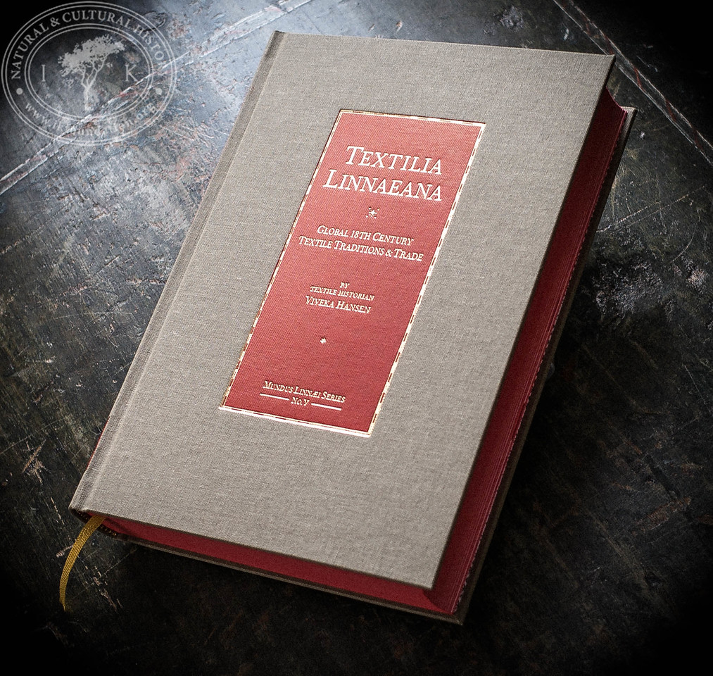 TEXTILIA LINNAEANA  |  The Book
