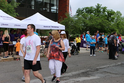 Einstein Medical Center Montgomery holds its 12th annual Walk & 5K Through the Park at Norristown Farm Park Saturday, May 30, 2015. The event raises money for cancer patients and their families. Photos for The Times Herald by Alexis Primavera.