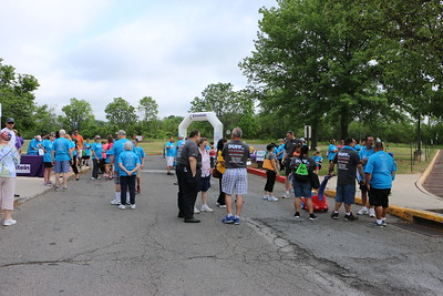 Einstein Medical Center Montgomery holds its 12th annual Walk & 5K Through the Park at Norristown Farm Park Saturday, May 30, 2015. The event raises money for cancer patients and their families. Photos for The Times Herald by Alexis Primavera. .
