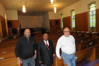 Gene Walsh — The Times Herald Ebenezer Methodist Church, in Norristown, to celebrates it's 175 anniversary May 21, 2015