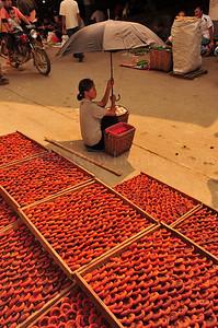 Baisha Market - Yangshuo - Guangxi - China - ©Rawlandry