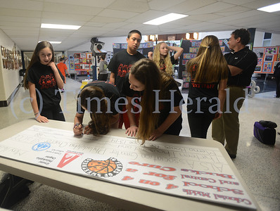 CMS donates $13,000 to ALS Research
