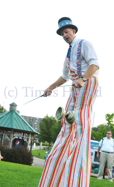 Red, White, and Blue Bash in Plymouth Township