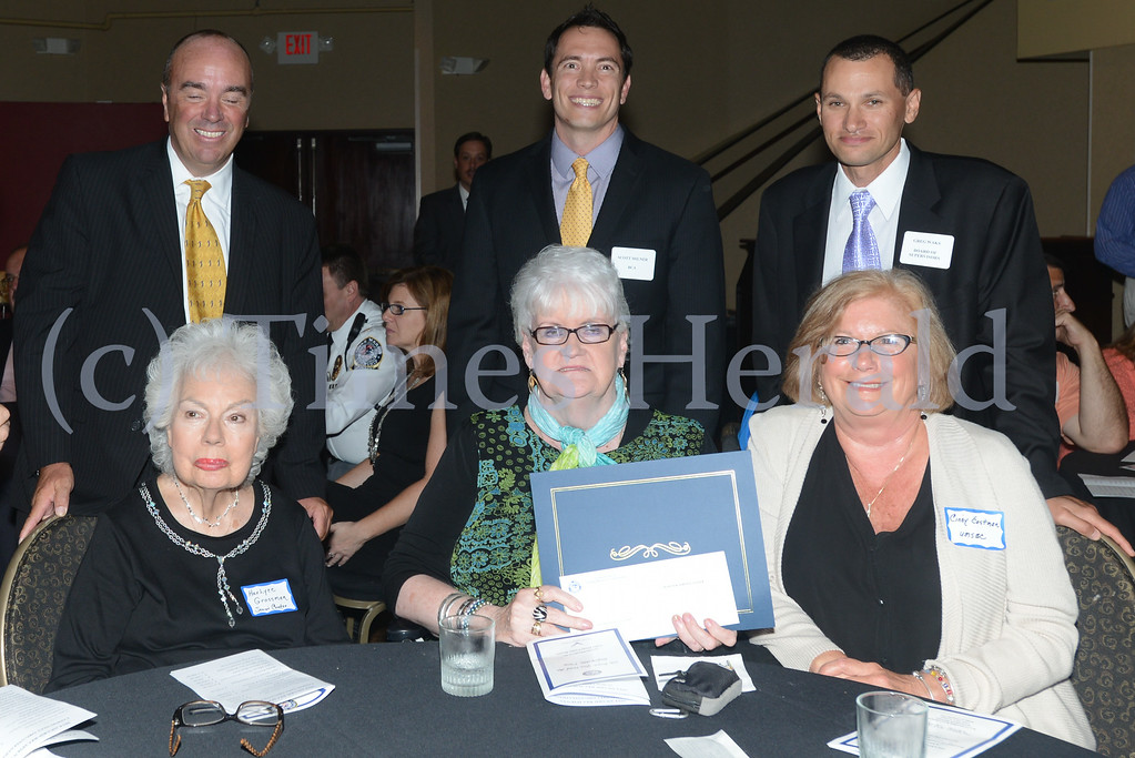 . Upper Merion Board of Supervisors and Board of Community Assistance celebrate their Awards Presentation and Reception.