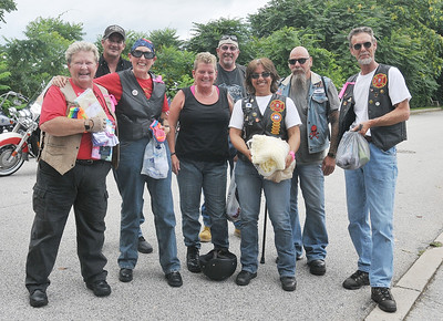 Cradles to Crayons Charity Motorcycle Ride