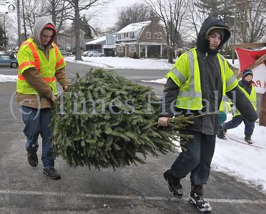 Boy Scouts Tree Sale