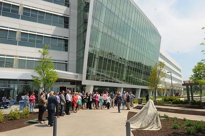 Einstein Medical Center Montgomery unveils an Einstein Bench