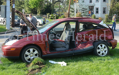 Whitehall Car Crash
