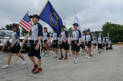 Whitemarsh Police hold annual Cop Camp for arera youths