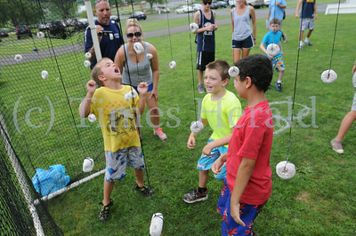 Olympic Games at Mermaid Country Day Camp